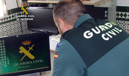 Robo finca Niebla Guardia Civil ok