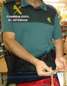 Robo Cartaya Guardia Civil ok