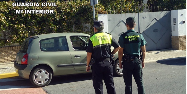 Policía Local y Guardia Civil Aljaraque ok