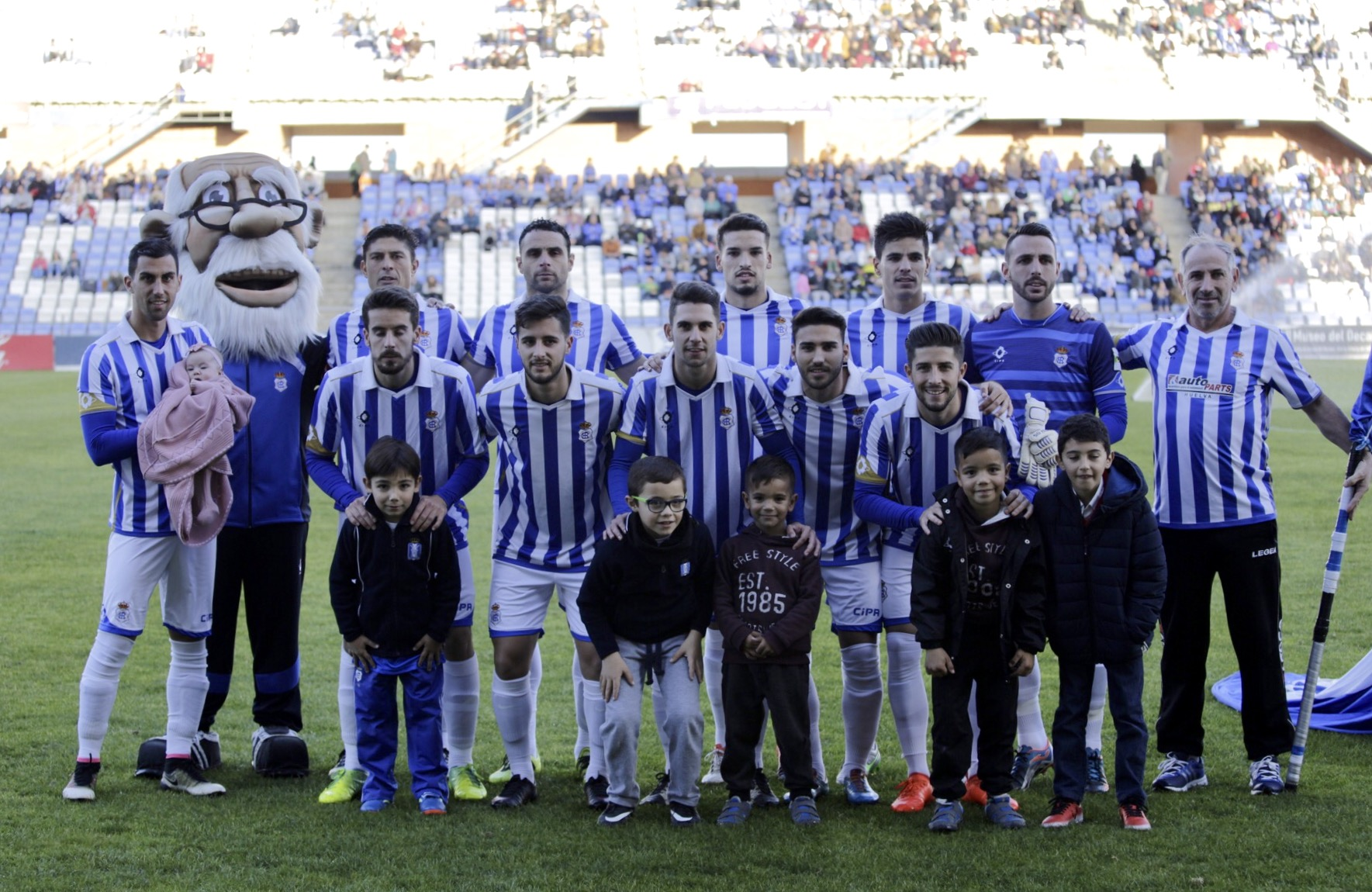 Once inicial Recre-Marbella