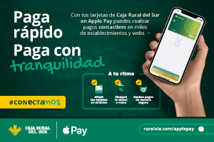 CAJA RURAL ENERO 2020 - APPLE PAY
